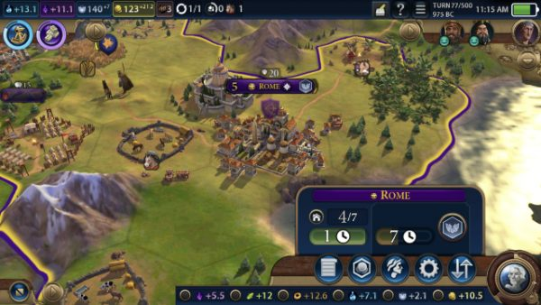 Civilization VI has been ported to iPhone and my productivity has