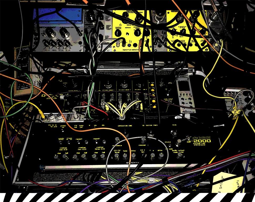 Metasonix modules used in The Bureau