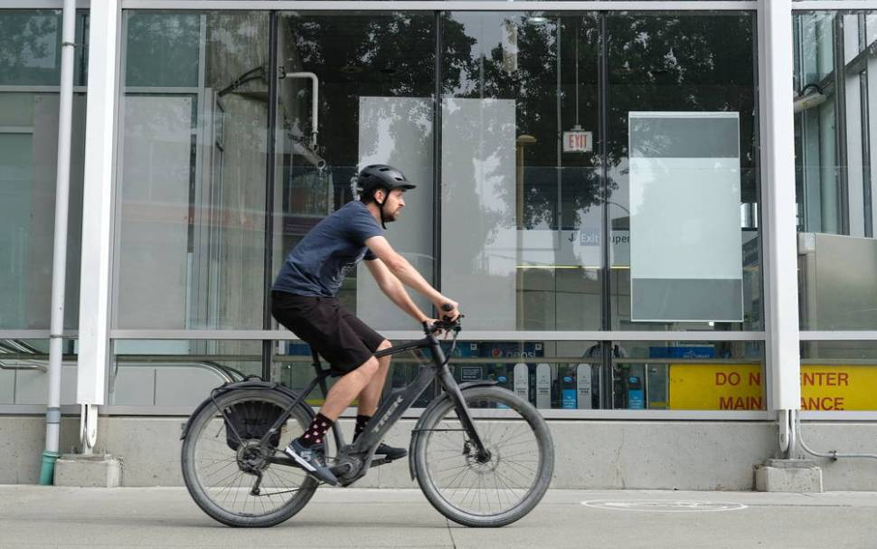 The great e-bike experiment: the data