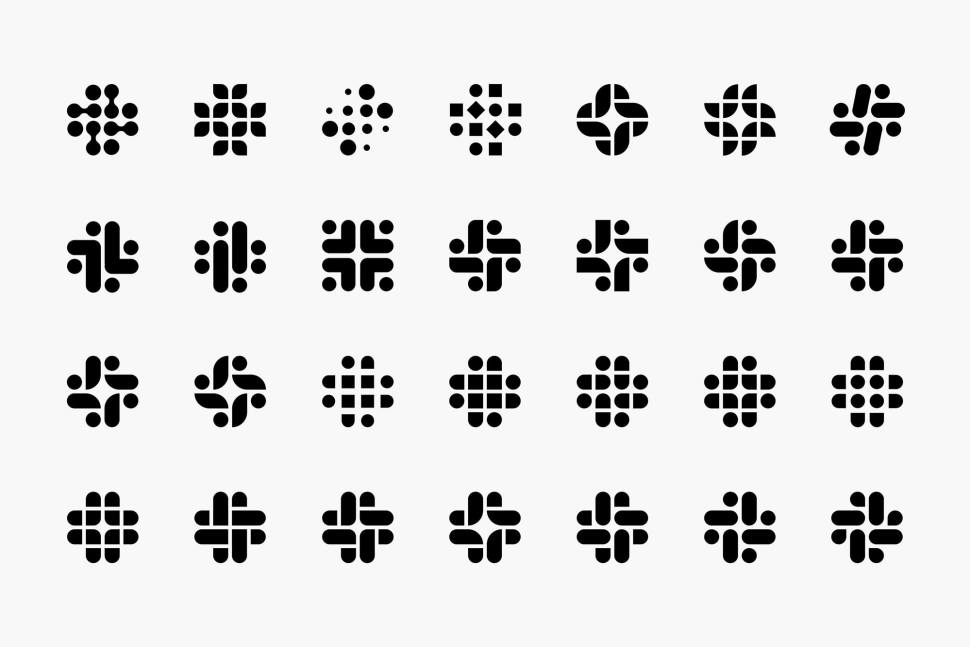 Slack s new logo is a penis swastika