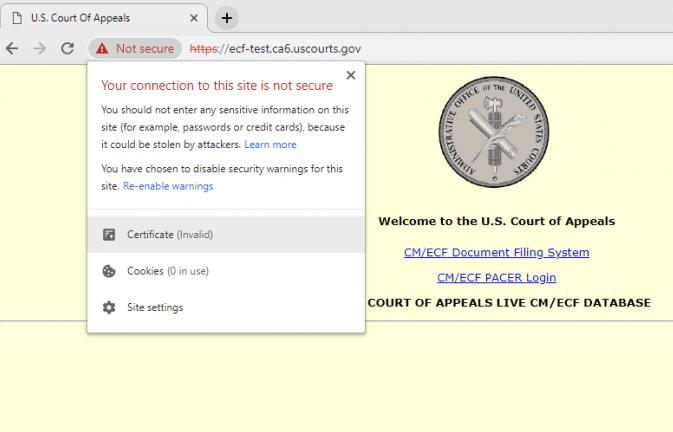 Shutdown: Dot-gov websites vulnerable to cyberattacks, certificates expiring amid funding pause