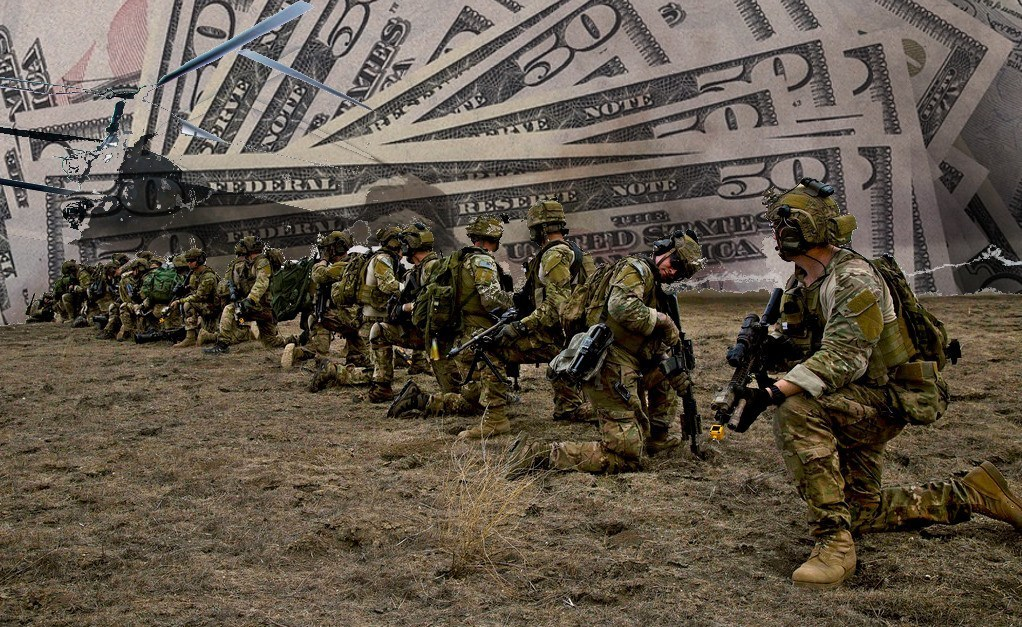 "Matt Taibbi finally makes sense of the Pentagon's trillions in off-books ""budgetary irregularities"""