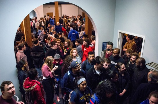 War criminal and snowflake Erik Prince cancels Beloit College talk after student protests, threatens lawsuit