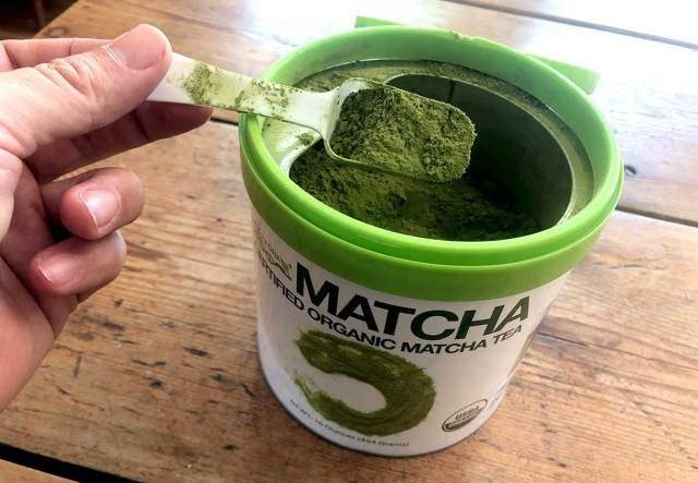A pound of matcha for cheap