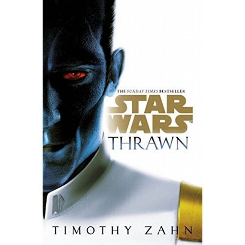 Star Wars origin story for Grand Admiral Thrawn is as wonderful as I hoped