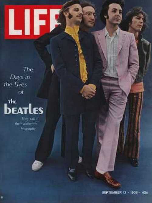 Boy who stole Life magazine with Beatles on cover returns it to library 50 years later