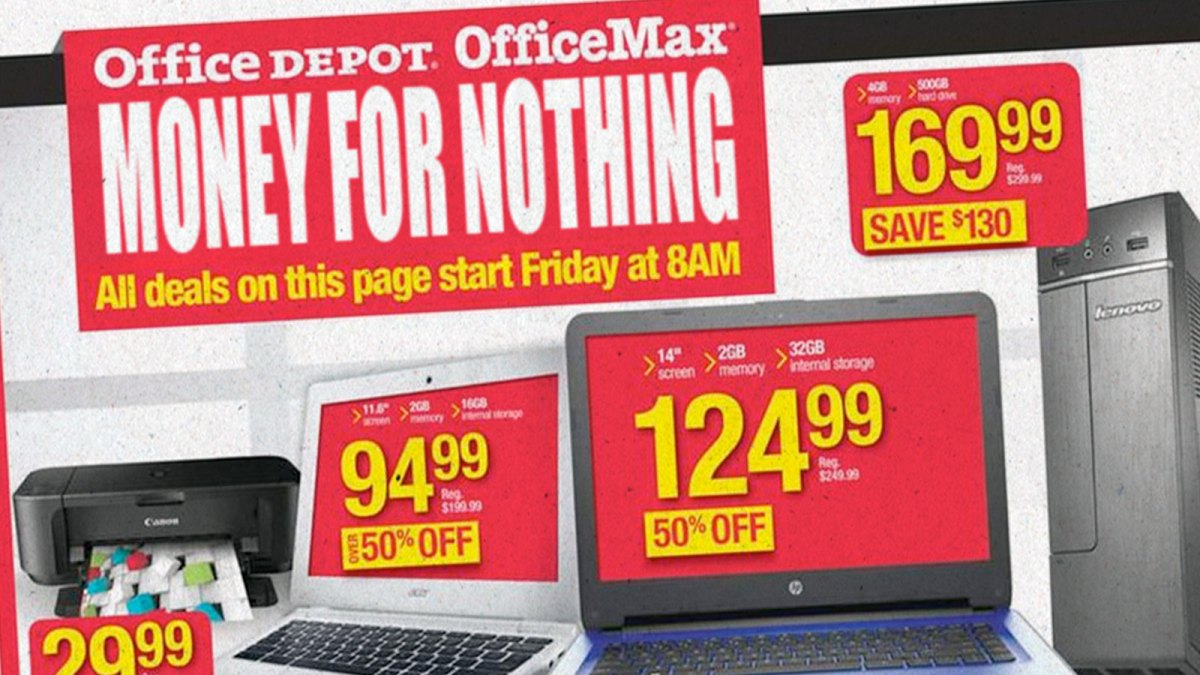 Office Depot, OfficeMax fined over faked malware scans