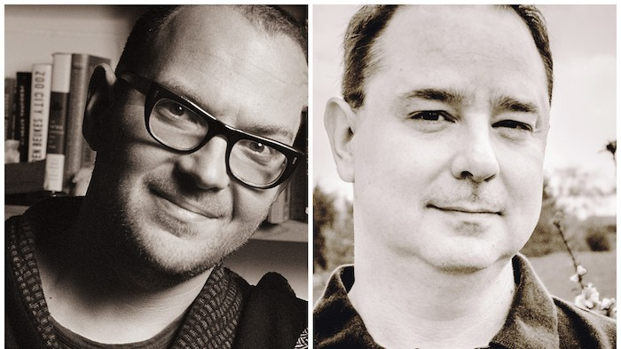 Come see John Scalzi and me today at the LA Times Festival of Books!