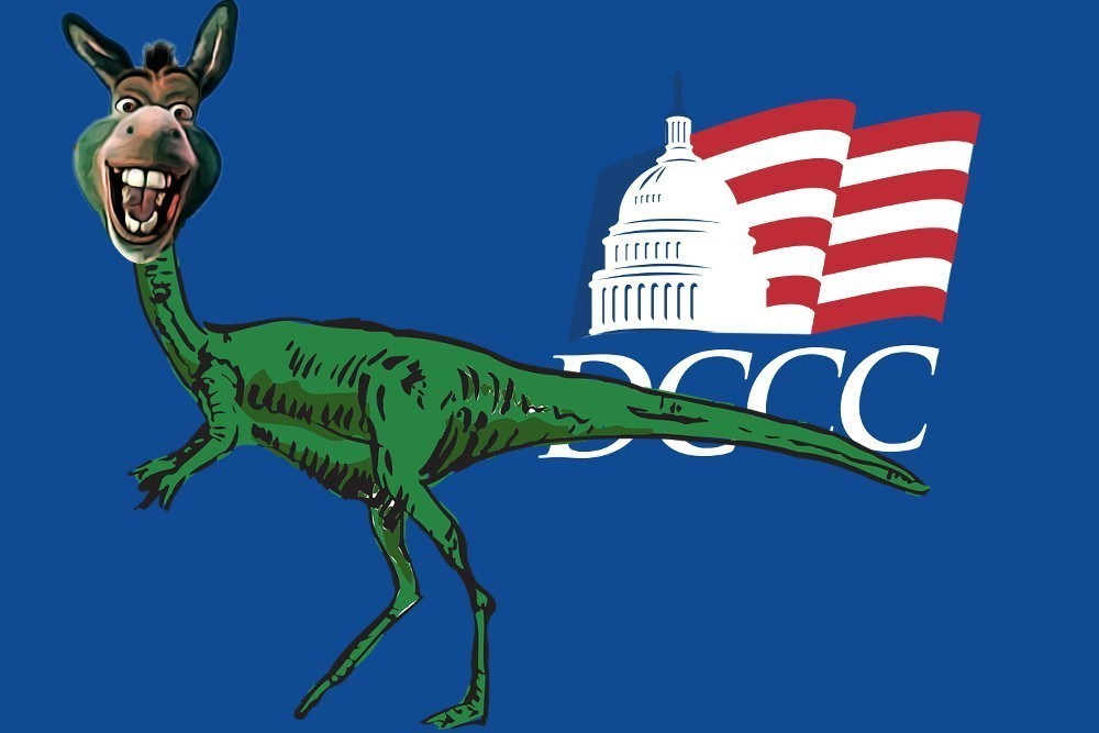 Angered by the No-More-AOCs rule, 31 colleges' Young Democrats boycott the DCCC