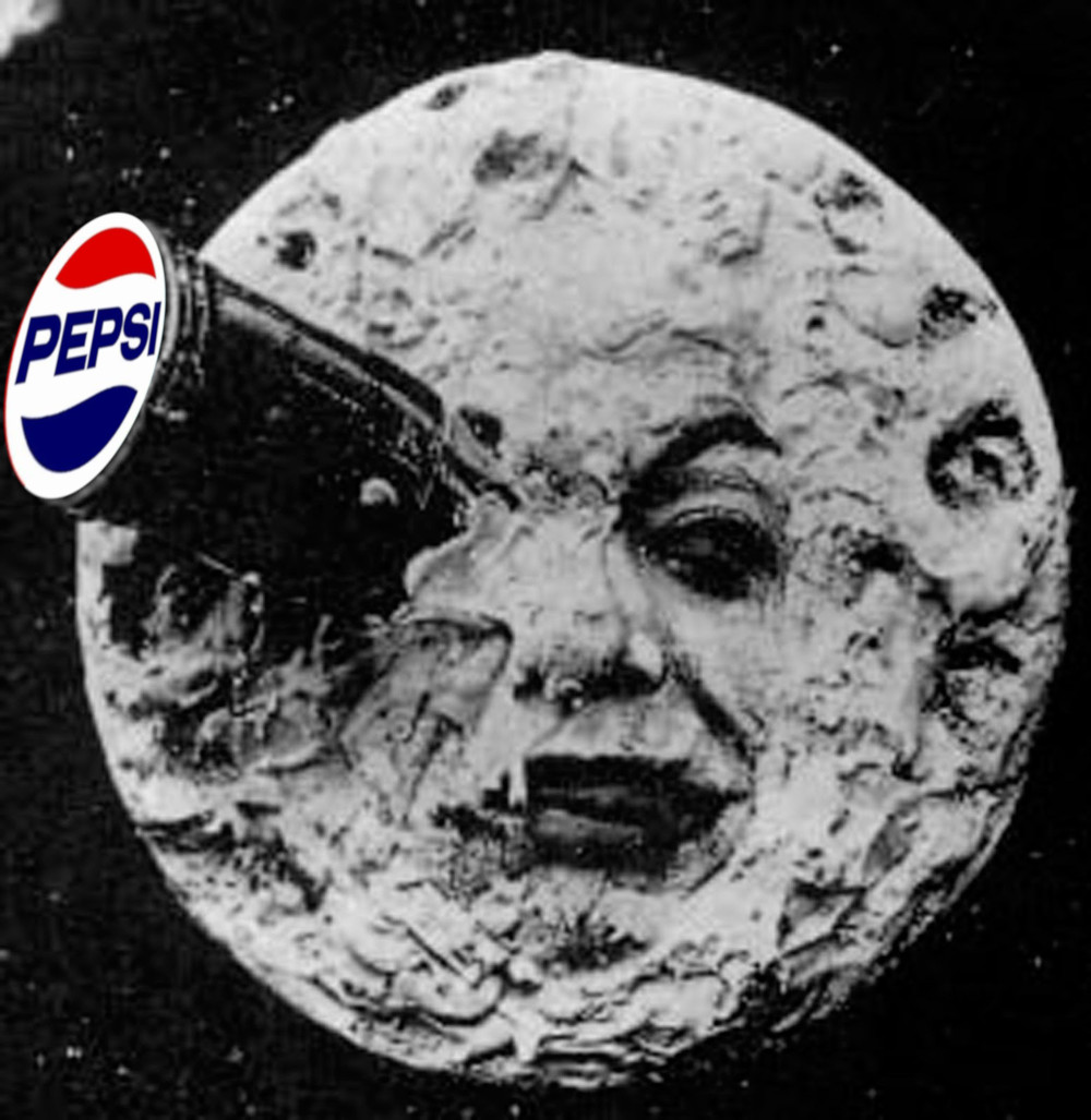 Pepsi plans to use cubesats to display ads in the night sky