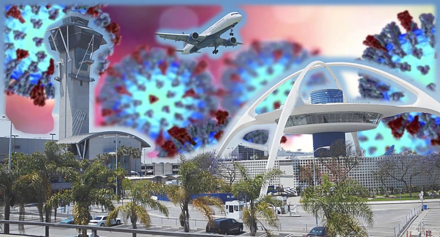 Los Angeles measles 'cluster' reported, officials say LAX and UCLA possible exposure sites