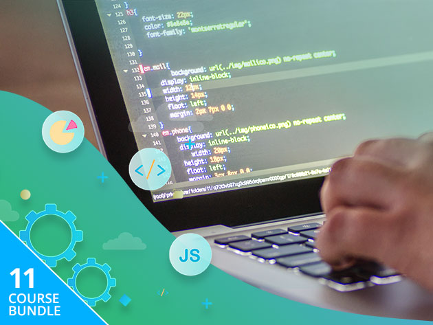 Get a complete master class in coding for under $30