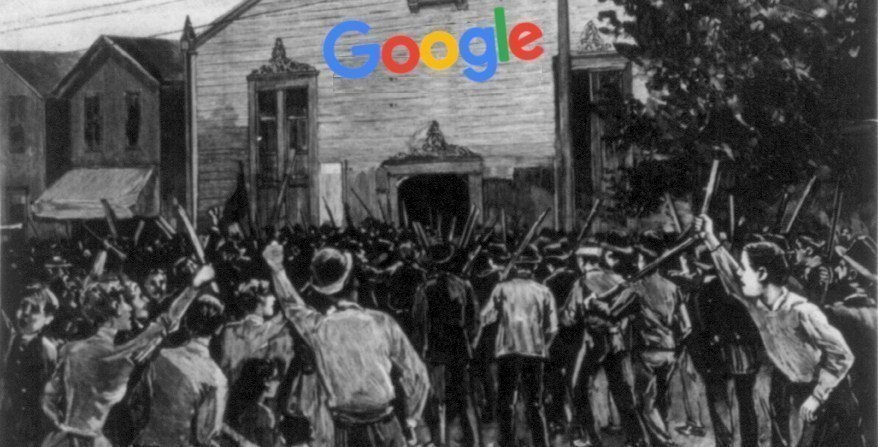 A deep dive into the internal politics, personalities and social significance of the Googler Uprising