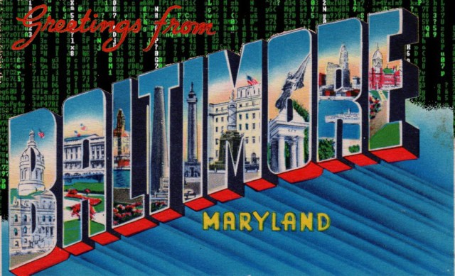 The government of Baltimore has been taken hostage by ransomware and may remain shut down for weeks
