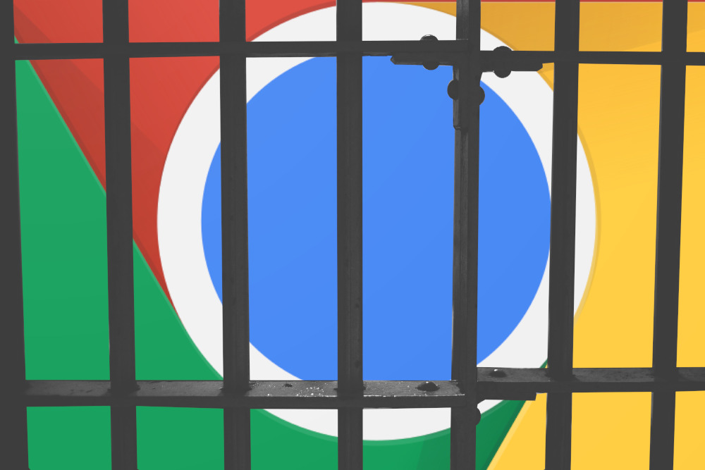 """How DRM has permitted Google to have an """"open source"""" browser that is still under its exclusive control"""