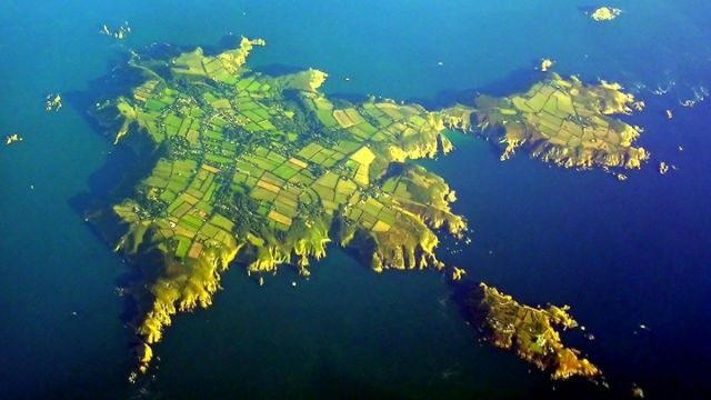During World War II, a 56-year-old British noblewoman stood up to Nazi occupiers on the tiny island of Sark