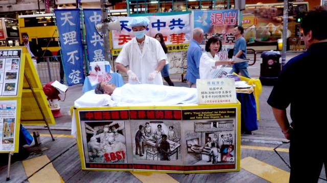 Independent tribunal concludes that Falun Gong prisoners in China are targeted for organ harvesting