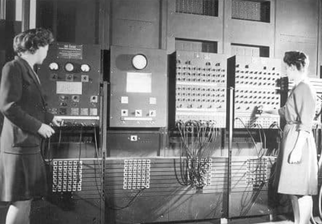 The ENIAC Programmers: how women invented modern programming and were then written out of the history books