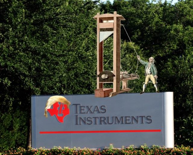 Texas Instrument's post-#taxscam budget for financial engineering is $5B -- triple its budget for actual engineering