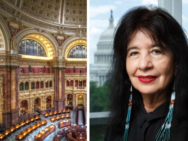 Joy Harjo named 23rd Poet Laureate, first Native American to serve in U.S. position of honor