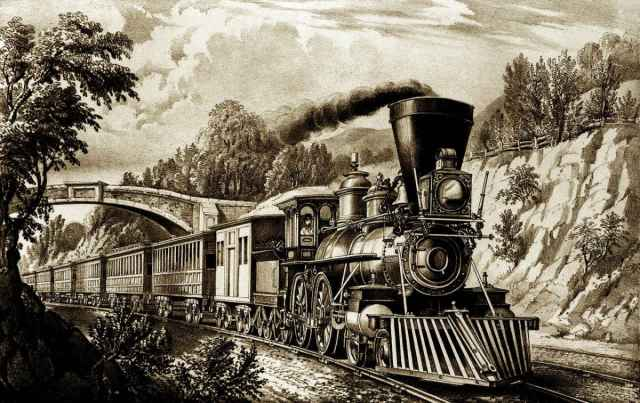 In 1855, a band of London thieves pulled off the first great train robbery