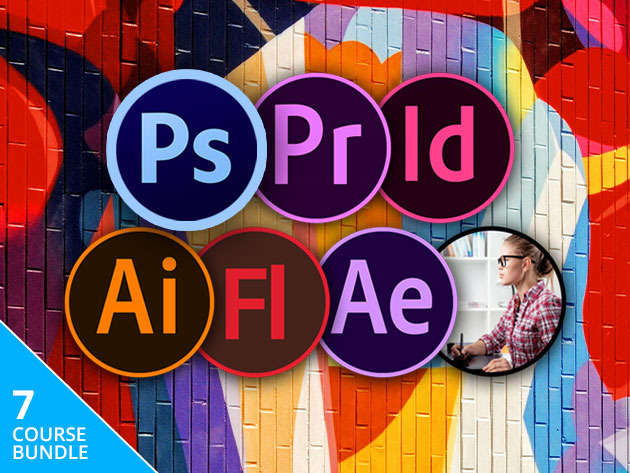 Master Adobe's Creative Cloud with these training courses / Boing Boing