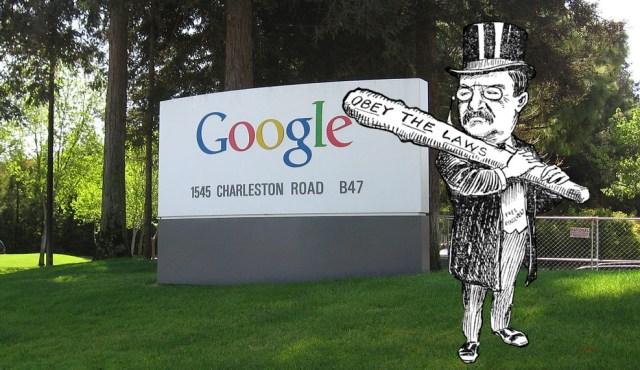 Google is under antitrust investigation by 50 attorneys general