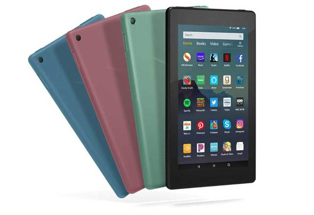 If you want a small cheap tablet to stream media and read e-books, the Fire 7 Tablet is a good choice