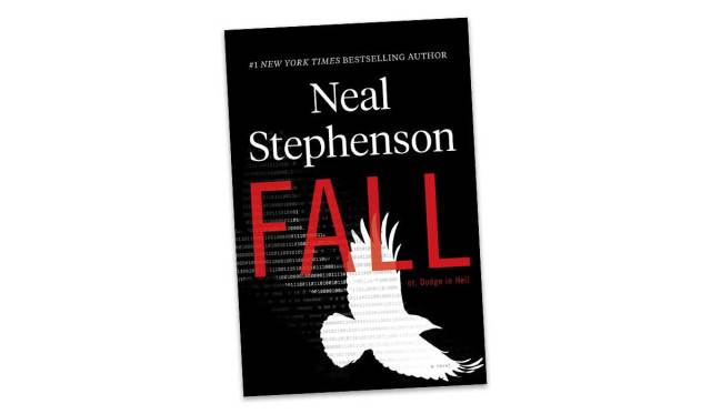 Interview with Neal Stephenson about his new novel and the state of the internet