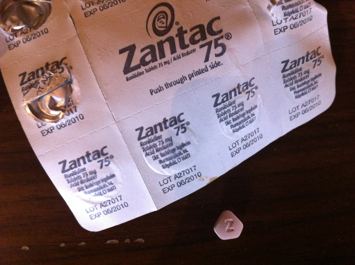 Zantac pulled from drugstore shelves over cancer fears