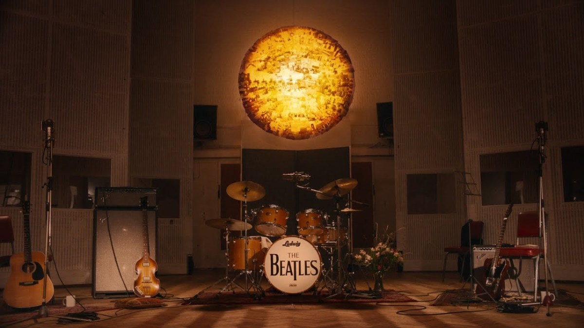 Watch the new official video for The Beatles'