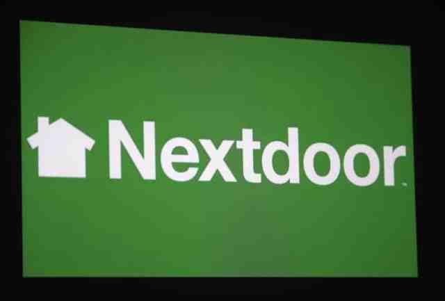 Homeless people not welcome on Nextdoor