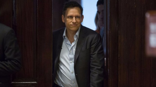 FBI investigating VC fund started by Peter Thiel for financial misconduct: Report