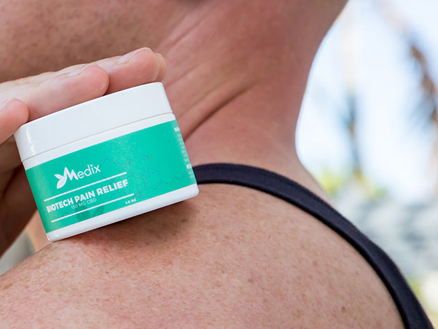 Get skin-deep relief with these CBD lotions and creams