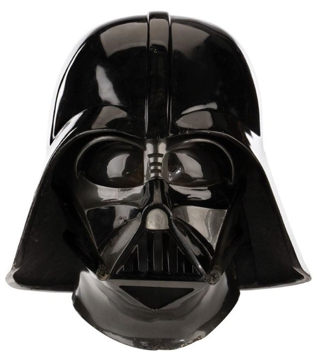 You could own Darth Vader's actual helmet from Star Wars: The Empire Strikes Back