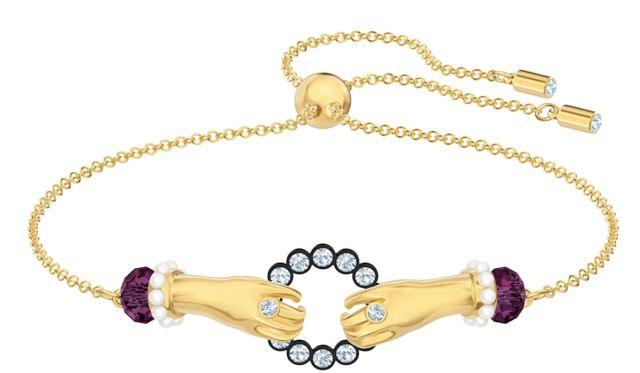 Swarovski Goatse bracelet