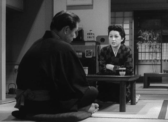 A fun thing to do in LA on 9/22/19: screening of The Flavor of Green Tea Over Rice (1952)