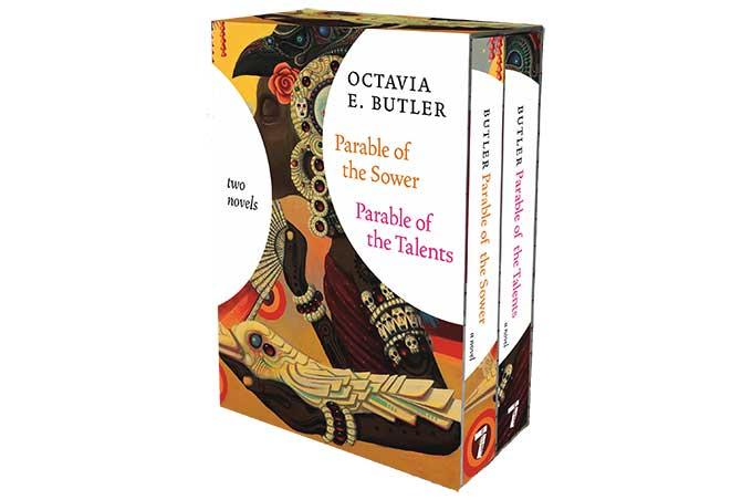 Beautiful boxed set of two Octavia Butler novels