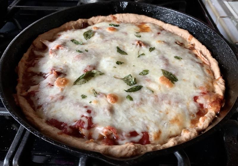Sourdough pizza recipes and technique