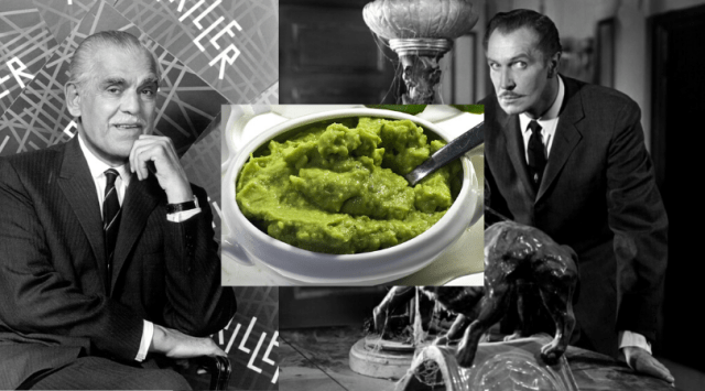 Vincent Price and Boris Karloff both used some weird ingredients in their homemade guacamole recipes