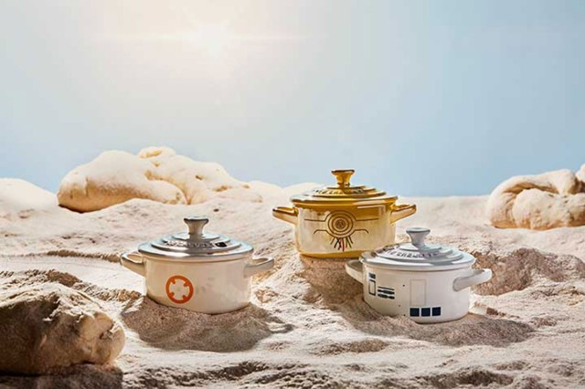 Le Creuset launches cast-iron Star Wars cookware