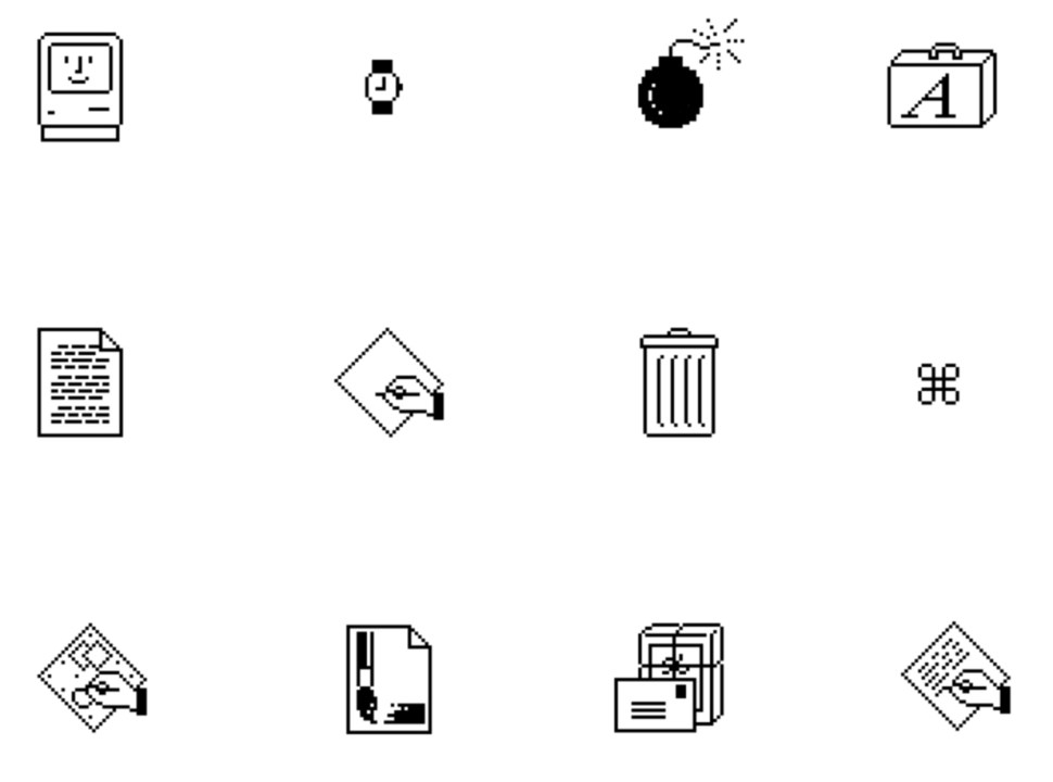 How Susan Kare applied embroidery skills to create the iconic Macintosh icons 1