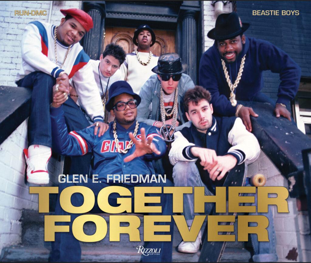 Beastie Boys & Run DMC in 'Together Forever,' new Glen E. Friedman photo book