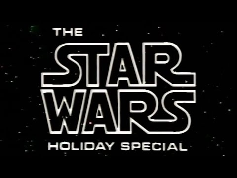 Best television one-time-event 1978: The Star Wars Holiday Special - Boing Boing