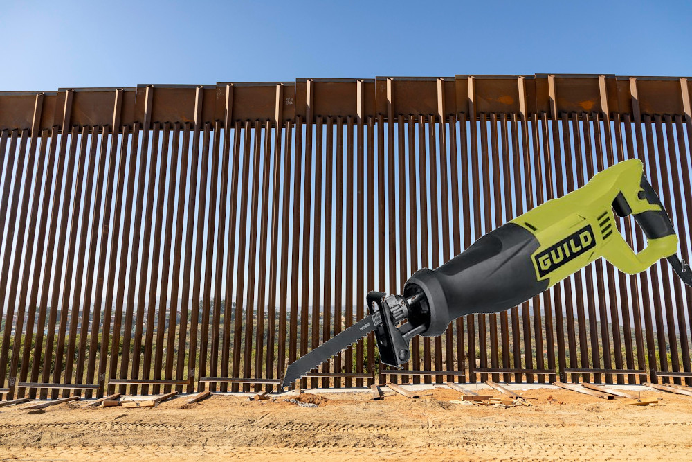 Taxpayers spent $10b for Trump's wall (so far); smugglers are cutting it with $100 saws and $10 blades