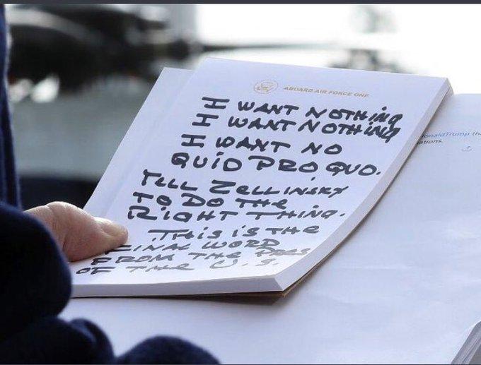 Musicians turn Drumpf's Fisher-Price presidential memo into