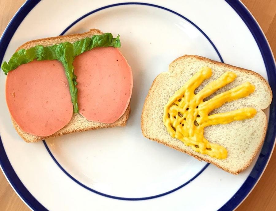 Booty Sandwich