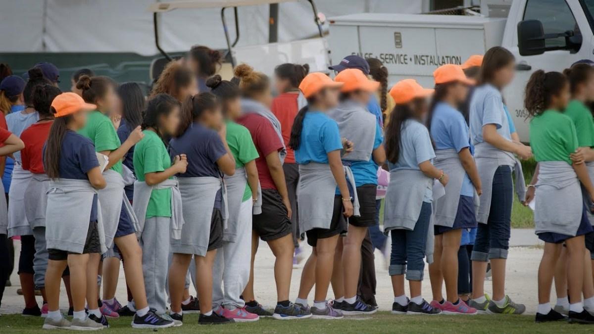 Trump policies result in 69,550 migrant children held in U.S. government custody over past year