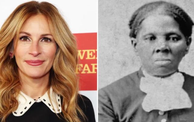 Hollywood exec wanted to cast Julia Roberts as Harriet Tubman