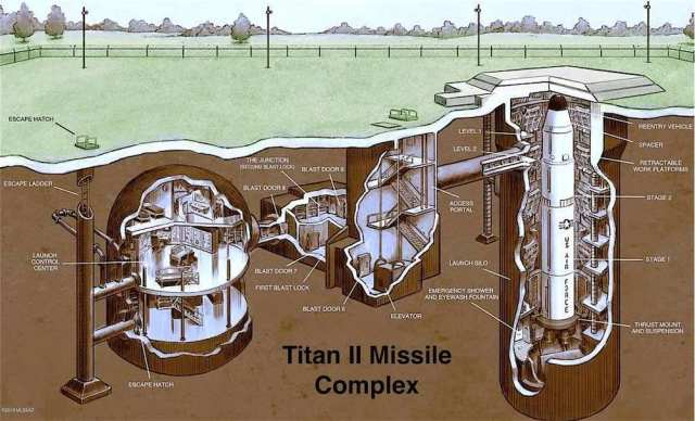 For sale: Decommissioned underground missile complex in Arizona